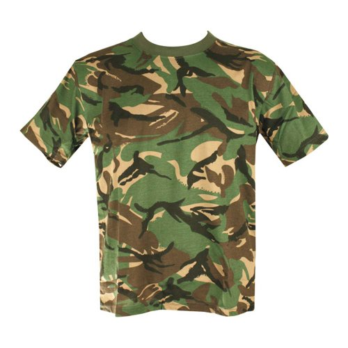 Savage Island Herren T-Shirt Gr. Medium,  - DPM Camo