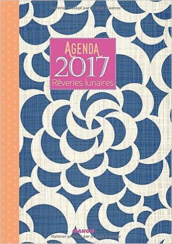 En ligne téléchargement Agenda Rêveries lunaires 2017 pdf, epub ebook