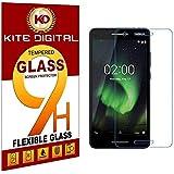 KITE DIGITAL Nokia 2.1(2018) Premium Tempered Glass Screen Protector Slim 9H Hardness 2.5D