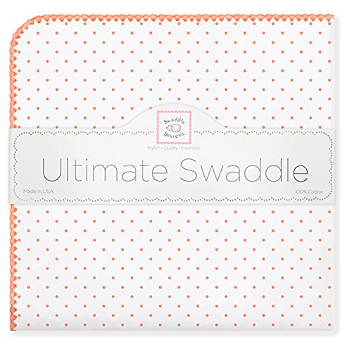 SwaddleDesigns Ultimate Swaddle Blanket Classic