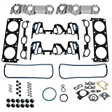 #10: Engine Head Gasket Kit Set for Buick Chevy Olds Pontiac 3.1L 3.4L V6