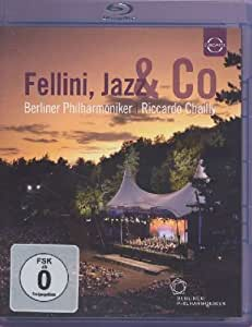 Fellini,Jazz & Co.(Waldbühne 2011) [Blu-ray] [Alemania]