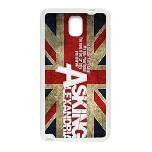 JIANADA asking lexandria Phone Case for Samsung Galaxy Note3 Case