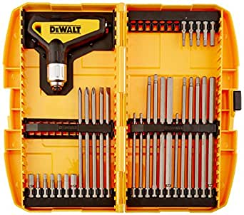Dewalt Dwht70265 Ratcheting T Handle Set 31 Piece Hex