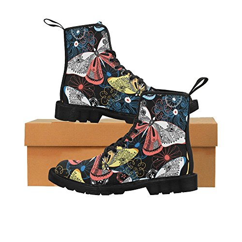D-story Shoes Fahion Boots Per Donna Multi1