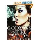 Goddess of Fire: Inferno (The Elementals Short Series Book 4)