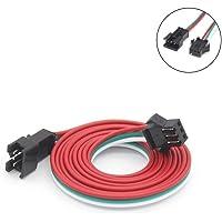 Cable conector jst macho hembra de 0,5 m