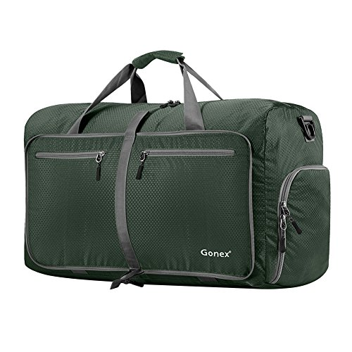 Compact Travel Duffel Bag - 5