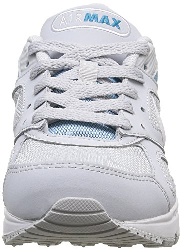 Air LAGOONs Women's WHITE Nike Max Shoe Ivo Walking PURE PLATINUM BL Low Top 5fqW7