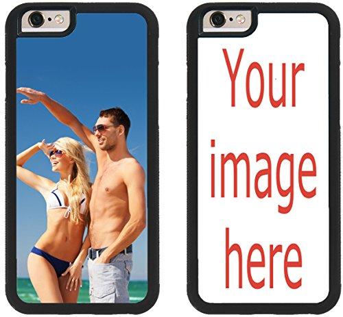 iPhone 6 Case, iPhone 6S Case, iZERCASE Personalized Custom Picture Phone Case Customizable (Custom Personalized Iphone)