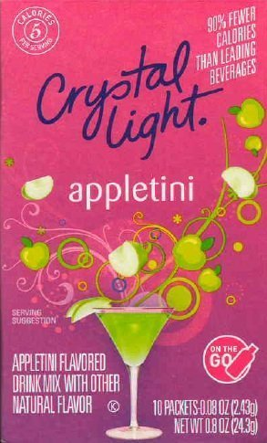 crystal light mocktails - 2