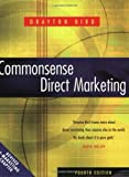 Commonsense Direct Marketing, Drayton Bird, 0749431210
