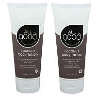 All Good Hand & Body Lotion w/Essential Oils - Moisturizing Organic Lotion w/Calendula...