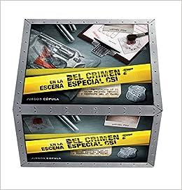 En la escena del crimen. Especial CSI: conviértete en el mejor policía forense y resuelve los 25 casos: Lionel Fox: 9788448006600: Amazon.com: Books
