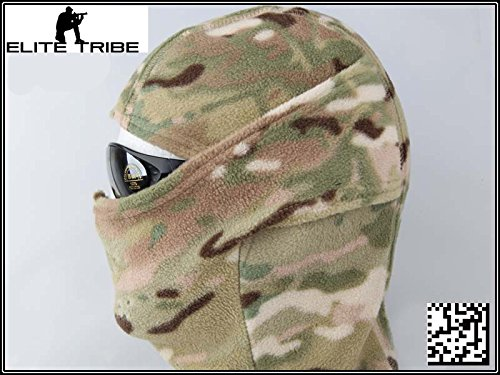 Military Tactical Paintball Headgear Multicam product image