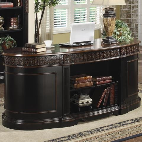 Coaster Oval Shaped Executive Desk product image