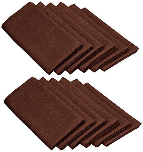 chocolate napkins - 8