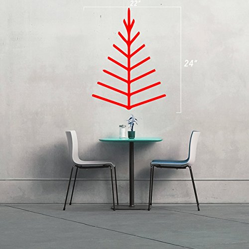 stickany-wall-series-twig-tree-arrow-head-sticker-for-windows-rooms-and-more-red