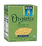 De Cecco Organic Pasta, Penne Rigate, 12 Ounce (Pack of 12)