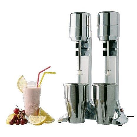 Parrilla de aluminio doble-batidora 9000 U/min Bar cocina mostrador: Amazon.es