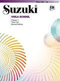 Suzuki Viola School, Vol 4: Viola Part (Book & CD)