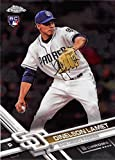 2017 Topps Chrome Update #HMT37 Dinelson Lamet San Diego Padres Rookie Baseball Card