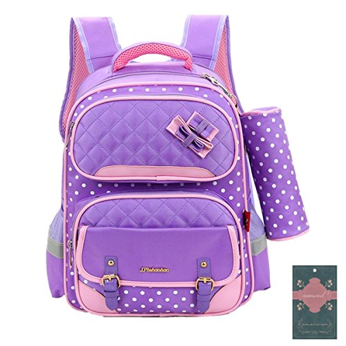 Moonwind Bookbag School Backpack Reflective