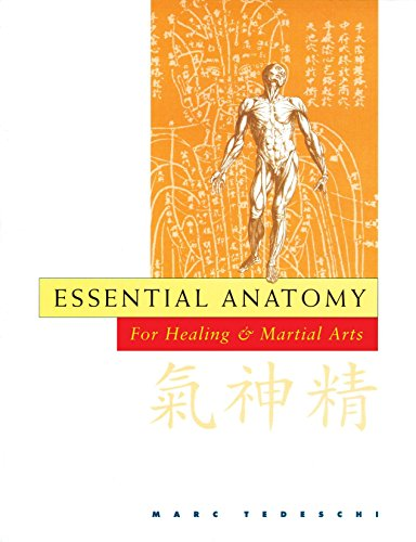 Chart Acupuncture Meridians (Essential Anatomy: For Healing and Martial Arts)