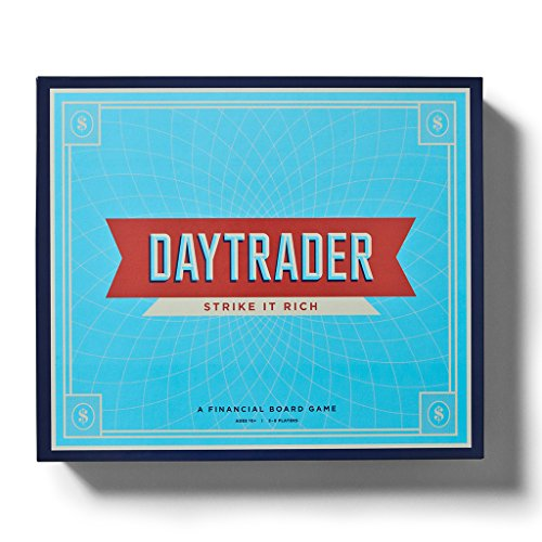 Daytrader: A Financial Board Game (Best Stock Trading Game)