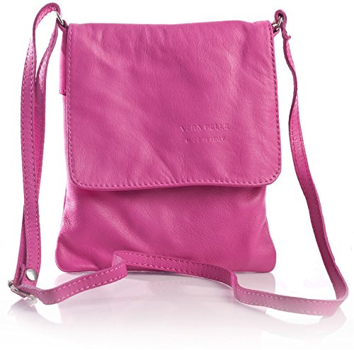 Handbag Bag Big Body Mini Pink Leather Soft Cross Womens Shop Real pdrwxOdz