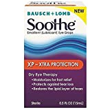 Bausch + Lomb Soothe XP Xtra Protection Emollient Eye Drops - 0.5 oz, Pack of 2