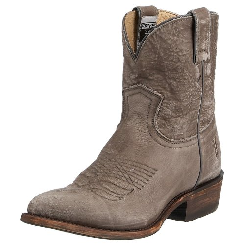 Full Billy Grain FRYE Women's Boot Tumbled Short Grey Vintage Ca6CTwx0qz