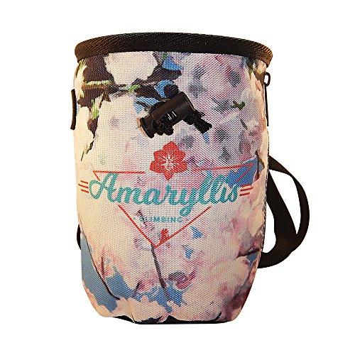 Amaryllis Climbing Chalk Bag Summer Romance AC2895 by Amaryllis Climbing
