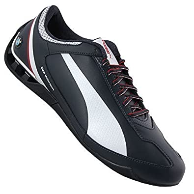19ca927a415c Puma Power Race BMW MS SL Motorsport Sneaker Trainer Shoes - BMW Team Blue -White