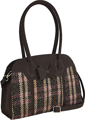Kobe Ruby Chocolate Top Large Bag Shoo Shoo Women's Handle Ruby FqICq7