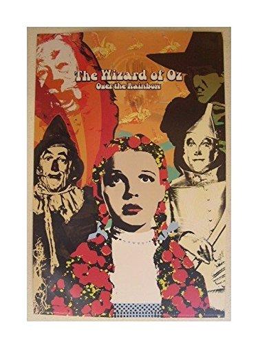 The Wizard of Oz Movie Montage Poster Print Print, Movie