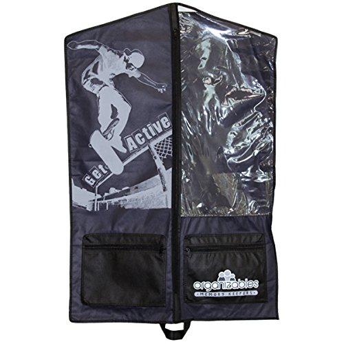 Organizables Skater Boy Children's Hanging Garment Bag, 33-I