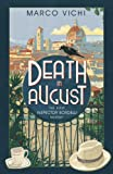Death in August by Marco Vichi front cover