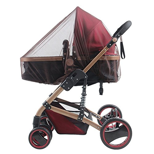 AnnaEye Baby Portable Durable Mosquito Net for Strollers, Carriers, Car Seats, Cradles