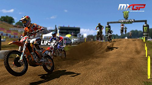 MXGP 14: The Official Motocross Videogame by Bandai (Image #20)