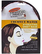 PALMER'S Coconut Oil Formula Hydrating Facial Sheet Mask, 20ml
