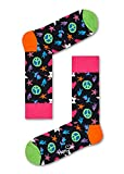 Happy Socks Peace And Love Sock Peace And Love Black 41-46