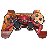 Comic Book Hero PS3 Dual Shock wireless controller Vinyl Decal Sticker Skin by Compass Litho