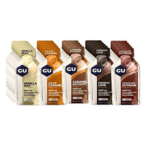 GU Energy Labs Indulgent Nutrition