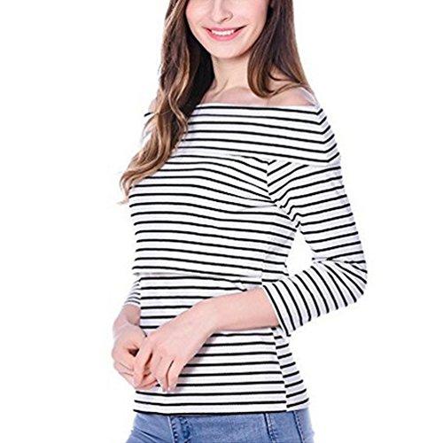Anguang Donna Shirt Anguang Shirt maternit Donna T T Donna maternit Anguang T qtFOqx