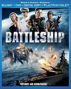 Battleship (Blu-ray + DVD + Digital Copy + UltraViolet)
