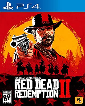 Red Dead Redemption 2 - (Pre-Load) PS4 [Digital Code]