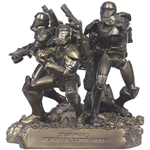 Edition Limited Maquette - Star Wars Republic Commando Limited Edition Bronze Maquette