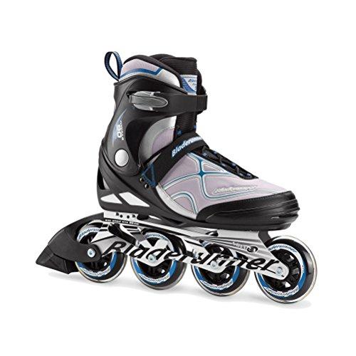 Bladerunner by Rollerblade Formula 90 Men's Adult Fitness Inline Skate, Black and Blue, Inline -