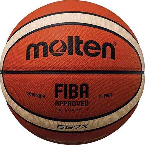 Bbl Cuir Molten Basketball Officiel Bggx Tamponnées Neuf 12 Panneau Synthétique XXr65w